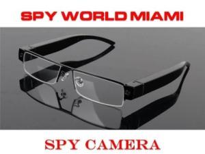 Hidden camera spy glasses Image