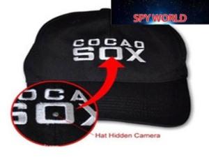 Hat Hidden Camera Image