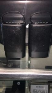 Speaker WiFi camera Image