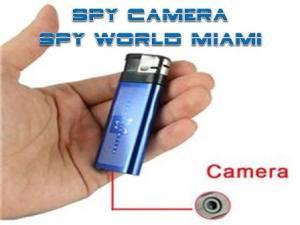 Lighter Camera Image