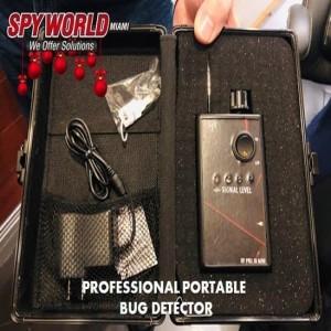 Professional Portable Bug Detector