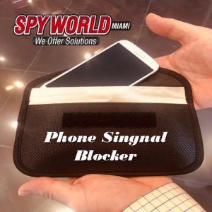 Phone Singnal Blacker
